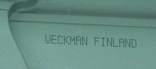 Металлочерепица Weckman